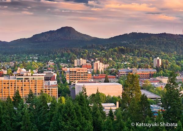 GC-019: Eugene at Twilight
