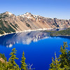 GC-028: Crater Lake, July 4th