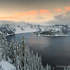 GC-015: Crater Lake at Dusk