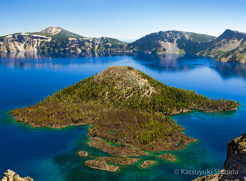 GC-137: Wizard Island, Crater Lake