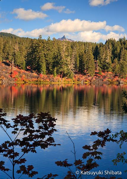 GC-055: Mt. Washington from Clear Lake