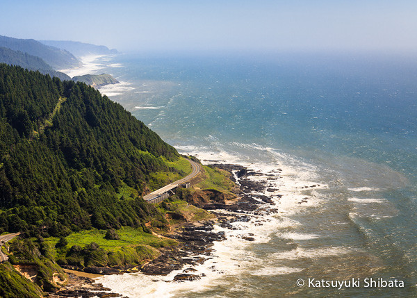 GC-075: View of the Ocean from Cape Perpetua