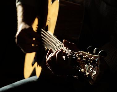 """""""Ken""""s Guitar""""  (#OR309)"""