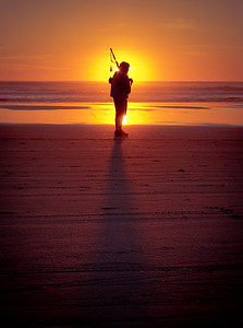 """Bagpipe Sunset""  (#OR303)"