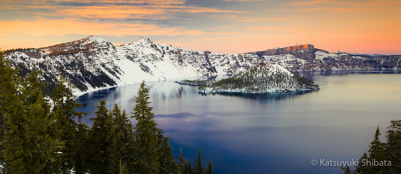 PGC-20: Twilight at Crater Lake #2