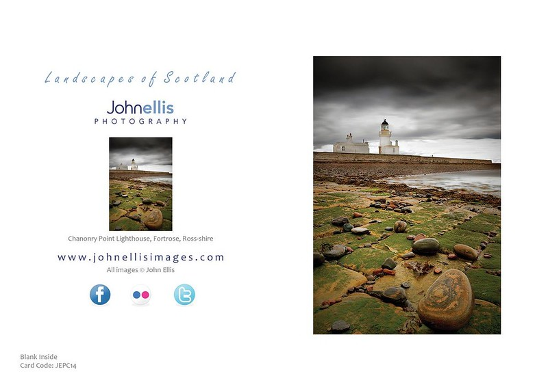 Chanonry Point Lighthouse, Fortrose, Ross-shire