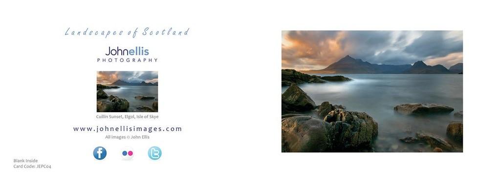 Cuillin Sunset, Elgol, Isle of Skye