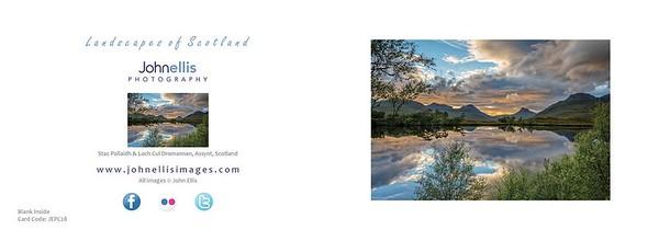 Stac Pollaidh & Loch Cul Dromannan, Assynt, Scotland