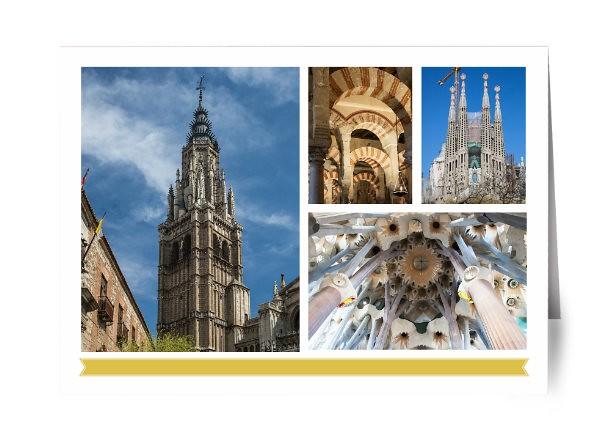 Card - Spain Theme