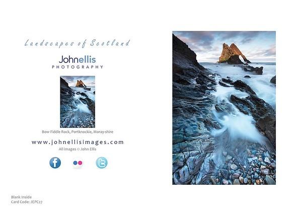 Bow Fiddle Rock, Portknockie, Moray-shire