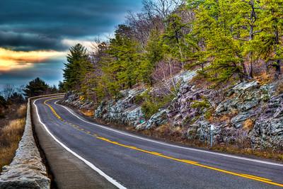 Route 44/55Kerhonkson, New York, USA