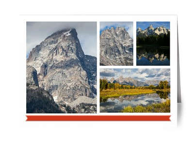 Card - Grand Teton Theme