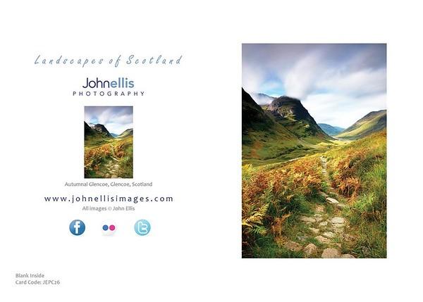 Autumnal Glencoe, Glencoe, Scotland