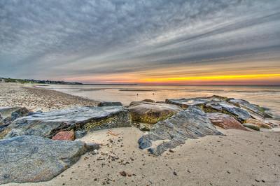 Sea Street Beach, East Dennis, Cape Cod, Massachusetts, USA