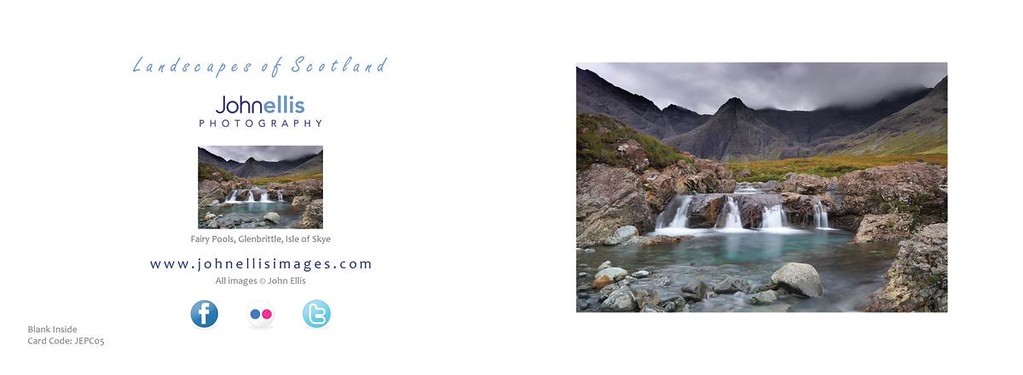 Fairy Pools, Glenbrittle, Isle of Skye