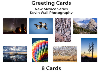 New Mexico Series Greeting Card Set