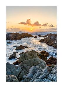 Monterey Sunset 1