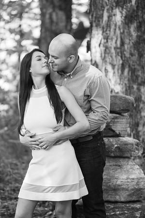 Greg & Elaine Engagement Portraits