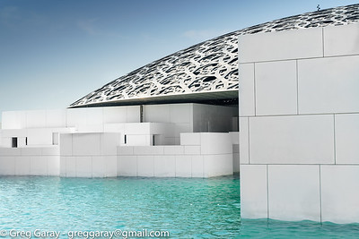 Louvre Abu Dhabi. Photo credit: Greg Garay