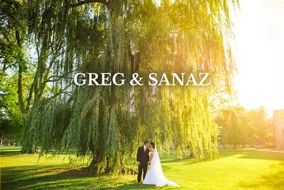 Greg & Sanaz