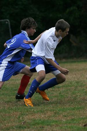 Westfield-Cranford soccer 10/25/08