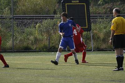 Westfield-Plainfield soccer 9/13/08