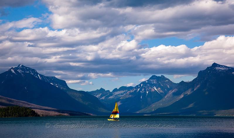 Lake McDonald Serenity