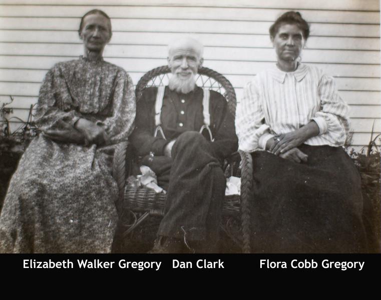 Gregory Eliz Flora Clark Dan