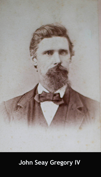 Gregory John SeayIV