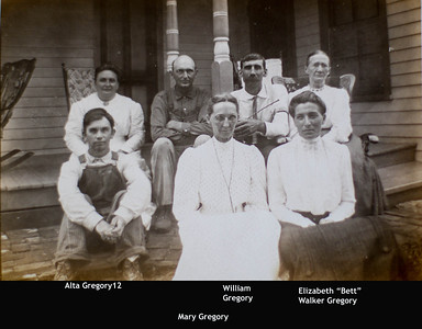 Gregory Eliz William Alta Laura