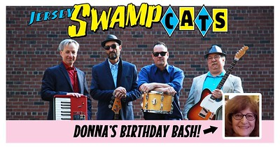 Dsonna Birthday - Jersey Swamp Cats & Friends