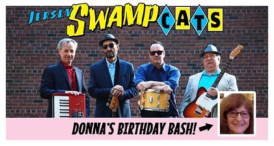 Dsonna Birthday - Jersey Swamp Cats & Friends