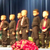 "Pianist:  Vanessa Harris and Kindergarten Class ""Hark The Herald Angels Sing"""