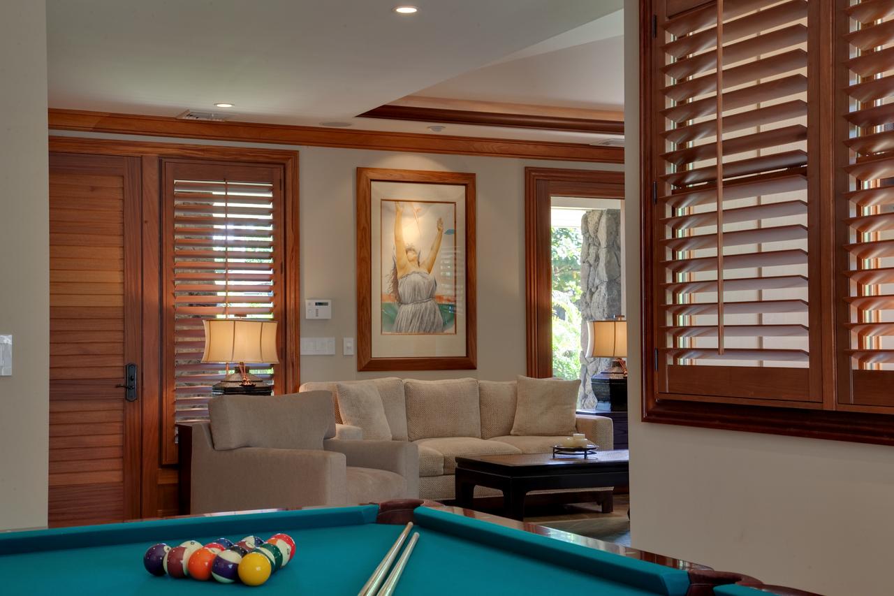 Guesthouse - Billard Room