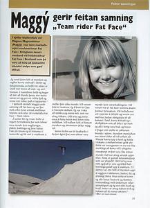 Grein í útiveru 4. tölublað 2005.