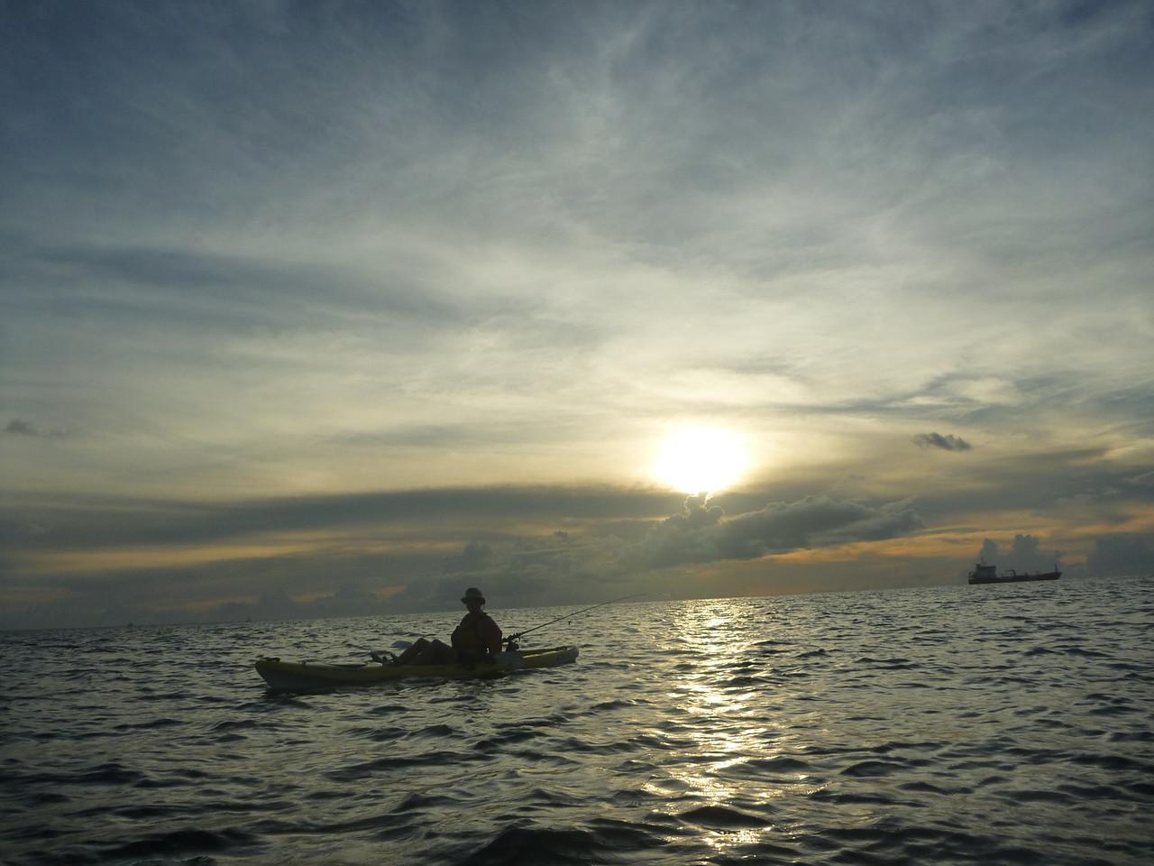 Kayaking the Caribbean Sea