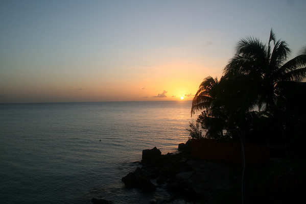 Our Grand Anse beach place