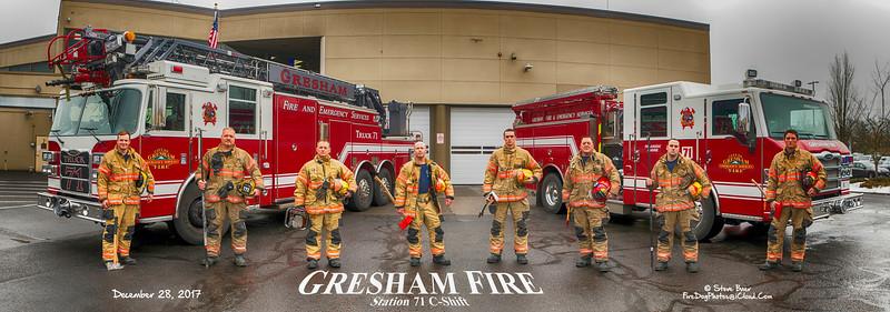 Gresham, OR Fire