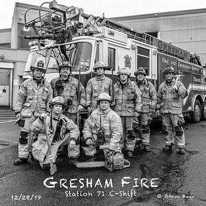 Gresham Fire Station 71 C-Shift