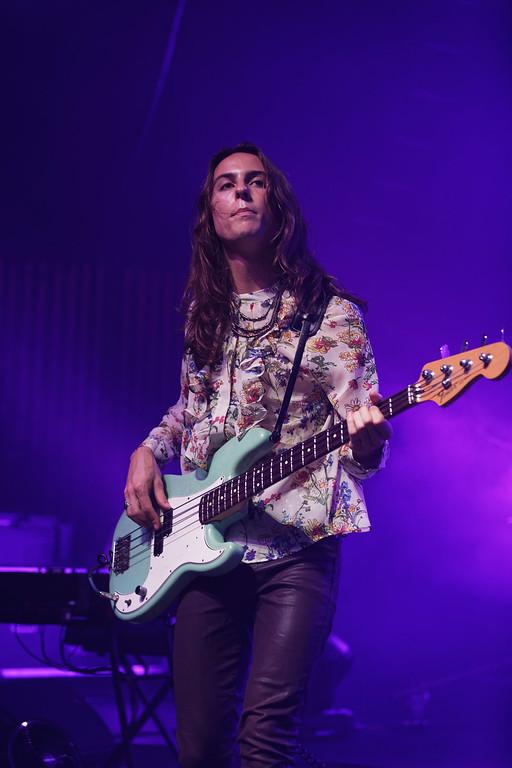 . Greta Van Fleet live at Fillmore Detroit on 5-22-2018.  Photo credit: Ken Settle