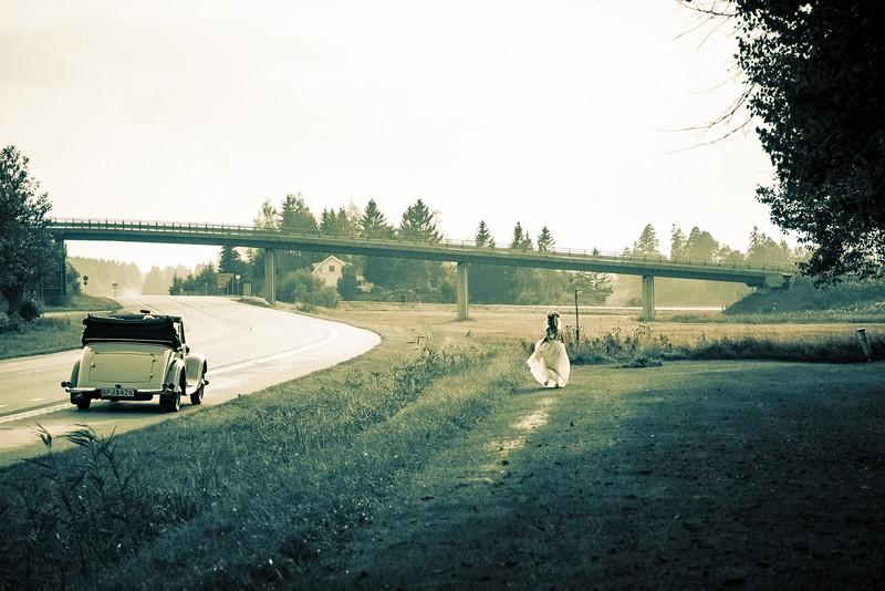 Runaway Bridesmaid