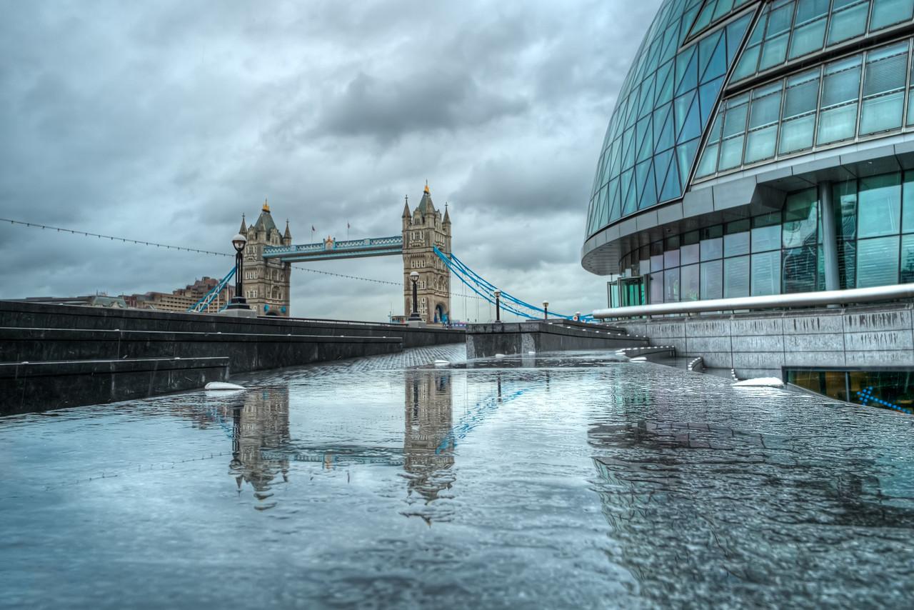 Hallmark of Rainy London