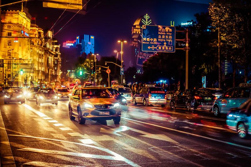 Turn Left for Henan Rd