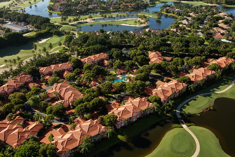 Grey Oaks Terra Verde Aerial