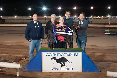 Droopys London Presentation