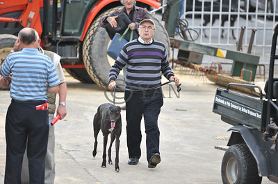Frazer Black walks in Droopys Jet