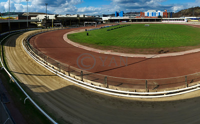 First bend panoramic of Owlerton