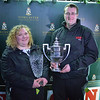 Kevin and Donna with Trophies
