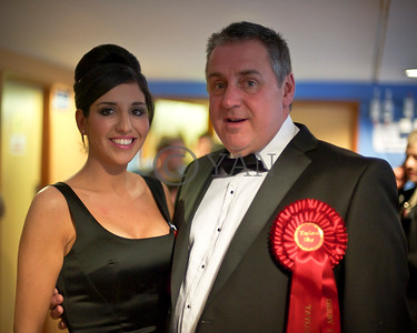Rebecca and Steve Taylor