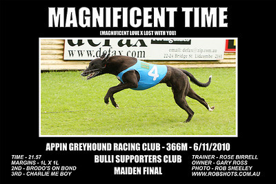 Appin_061110_Race08_Magnificent_Time